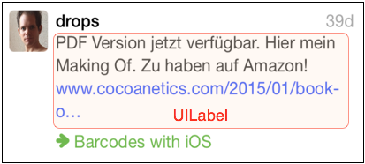UILabel customization in prod.ly app