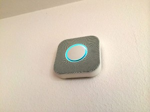 Nest Protect Mounted