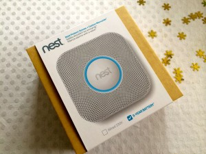 Nest Protect in Box