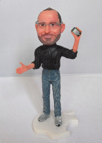 Big Head Steve Jobs