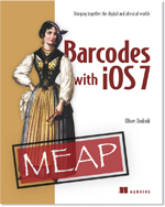 Barcodes and iOS 7 Cover