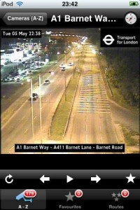 London Traffic Cams